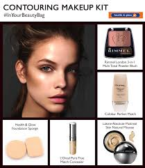 contouring makeup kit beauty oils for the body
