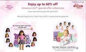 gma deals and steals are here to help you get a great deal today on some must have s show steals and deals featured american doll