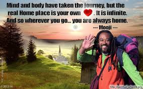 Mooji Quotes Best The Journey By Mooji ÔM Voyages