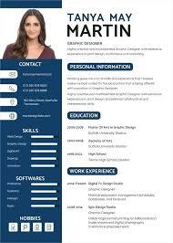 Graphic Design Resume Template Magnificent Graphic Design Resume Template Baycabling