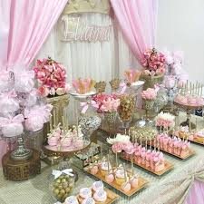 Baby Shower Ideas For A Party Ideas For Baby Shower  Baby Shower DIYBaby Shower Party Table Decorations