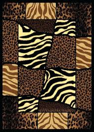 leopard print rugs montage rug leopard print area rug canada