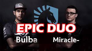 new team miracle and bulba team liquid dota 2 youtube