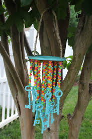 Diy Wind Chimes Easy Diy Wind Chime Simple Stylings