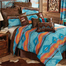 Overstock Bedroom Furniture Sets Desert Dance Southwestern Bed Set King Overstock