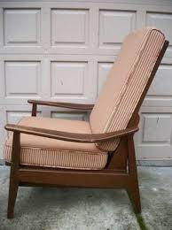 portland mid century modern furniture. portland cool mid century arm chair spring rocker retro modern very nice furniture
