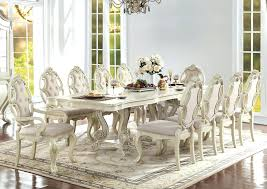 white dining room set traditional dining table sets antique white dining table set formal dining room