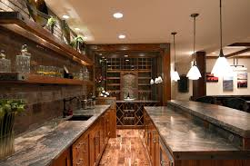 wet bar lighting. Rustic Bar Lighting Home Traditional With Custom Designed Wine Room Ceiling Wet W