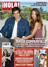 david copperfield photos david copperfield picture gallery  david copperfield and chloe gosselin