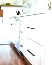 hardware for kitchen cabinets kitchen cabinet pulls black and white cabinet pulls white shaker kitchen black