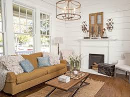 Living Room Designs Hgtv Before And Afters Of A Remodeled 1927 Home Fireplaces Crates
