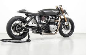 latest custom bike from triumph australia is all style custom