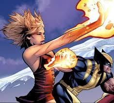 Boom-Boom / Tabitha Smith - X-Men Foto (35057238) - Fanpop
