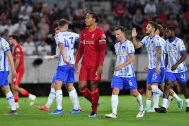 Liverpool unterliegt Hertha bei Gomez und van Dijk-Comeback