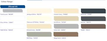 Dow Corning 791 Color Chart Silicones