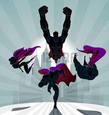 Resultado de imagem para super heroes team