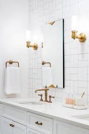 bathroom lighting rules. seven ways you never thought to use subway tile bathroom lighting rules