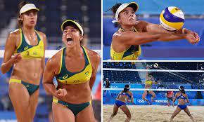 beach volleyball team dominate China ...