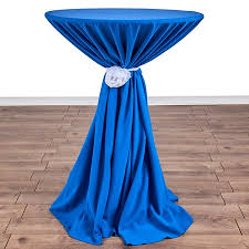 pink umbrella table linen 132 with 30 round