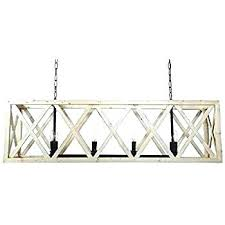 large wood chandelier ac rectangle cross wooden rectangular or french country and metal l square extra