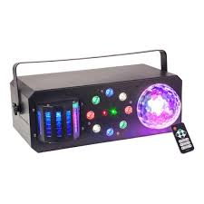 Ibiza Light Ibiza Light Combi Fx 1 Led Boombox Multi Effect Disco Dj Dmx Inc Remote