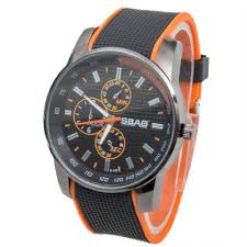 cool men wrist watch analog round dial rubber watch band 3 98 cool men wrist watch analog round dial rubber watch band