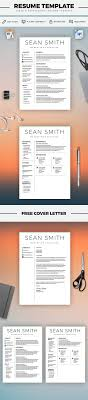 Word Resume Template Editable Template Free Cover Letter