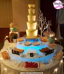 wedding cakes with chocolate fountains. Chocolate Fountain Hire Intended Wedding Cakes With Fountains
