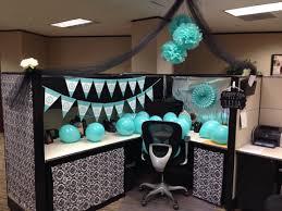 office cubicle decor ideas. Stupendous Office Ideas Cubicle Decoration Birthday Decor Pinterest: Small Size