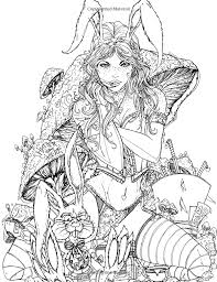 Grimm Fairy Tales Coloring Book Pages