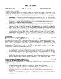 Amusing Insurance Underwriter Resume In Of Commercialoperty Manager