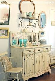 cottage dining rooms. cottage style dining rooms painted buffet in room curtains