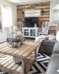 bedroom ideas with wooden furniture. a natural wood farmhouse living room from the rustic pallet 10 stunning rooms bedroom ideas with wooden furniture