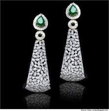 diamond earrings gold pearl stud designs for design of