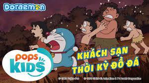 S6] Doraemon Tập 300 - Trải Nghiệm Khách Sạn Thời Kỳ Đồ Đá - Hoạt Hình Tiếng  Việt - VietASoft