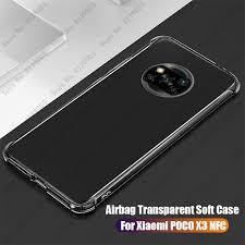 360 <b>Degree Airbag Dropproof Soft</b> Case For Xiaomi Poco X3 Redmi ...