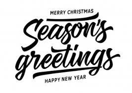 seasons greetings clip art black and white.  Art Merry Christmas Seasons Greetings Inscription Intended Clip Art Black And White 0