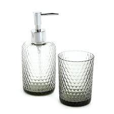 mercury glass bathroom accessories. Glass Bathroom Accessories Mercury Uk Crackle Bath