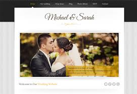 Wedding Website Templates Amazing 28 Premium Wedding Website Templates For Inspiration