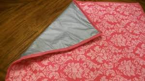 Organization 101: A Guide to Cleaning Your Sewing Room & Easy Table Top Ironing Pad Tutorial Adamdwight.com