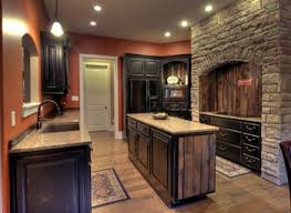 kitchens with black distressed cabinets. Kitchen Cabinet : Creative Black Distressed Cabinets Kitchens With E