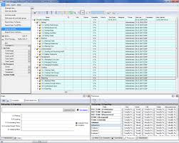 Example Of Project Tracking Exceleadsheet Management Outline