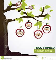 Family Tree Stock Vector Illustration Of Branch Love 31154766