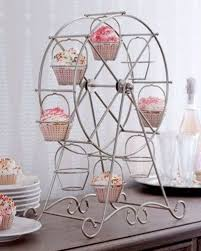 Carousel Display Stand Beauteous Cupcake Carousel So Cute Desserts Display Cake Stand Foodies