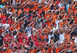 Berita Bola - The Jak Mania Dilarang Hadir di Bandung -
