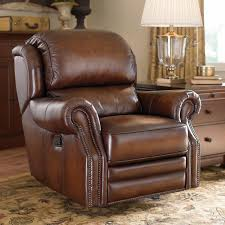 brilliant leather swivel rocker recliner for your house inspiration