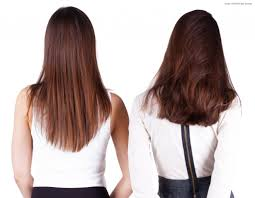 V Hairstyle long v shaped layered haircut long layered v cut haircuts back 4939 by wearticles.com