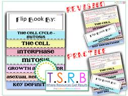 Meiosis Flip Book Mitosis Flip Book Revision And Task Version As Edexcel Biology B