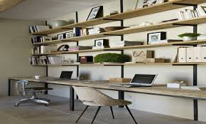 Rustic Office Design A Associates Designs Industrial Office Interior Design Ideas