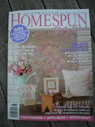 Don't look now!: Australian Homespun Magazine & P4080393 Adamdwight.com